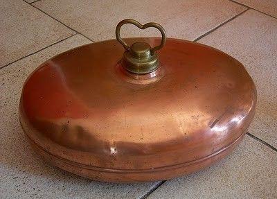 Ancienne bouillotte