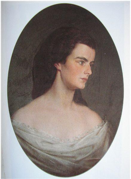 Helene Duchesse en Baviere